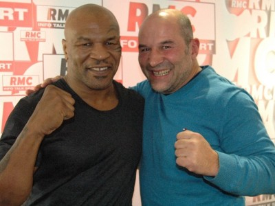 Vincent Moscato - Mike Tyson